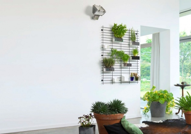 Splendid Wire Wall Planter Picture