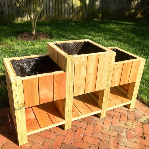 Stunning Diy Planter Box Plans Picture
