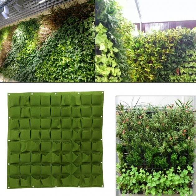 Stunning Garden Wall Planters Photo