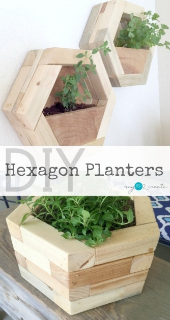 Stunning Making Planters Photo