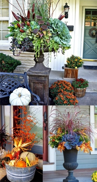 Stunning Outside Planters Picture