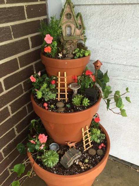Stunning Plant Pot Ideas Picture