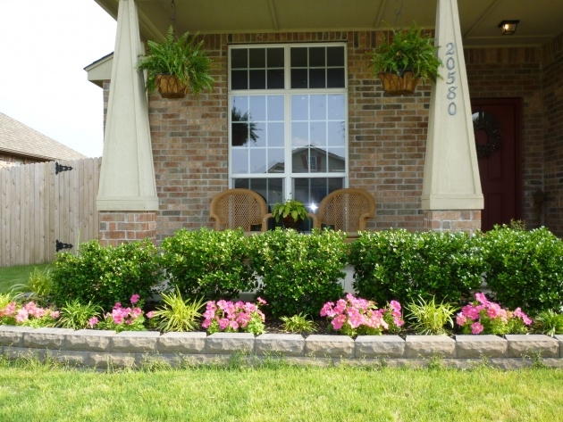 Stunning Plants For Front Of House Ideas Image