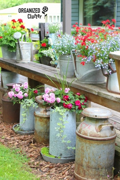 Stunning Unusual Planter Ideas Image
