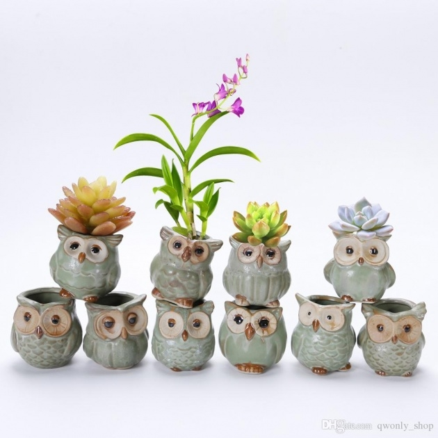 Stylish Animal Plant Pots Picture