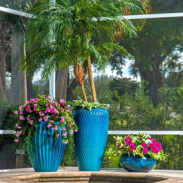 Stylish Artificial Indoor Plants Naples Florida Photo