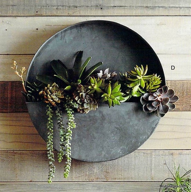 Stylish Artificial Wall Planters Photo