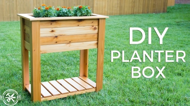 Stylish Building A Planter Box Image