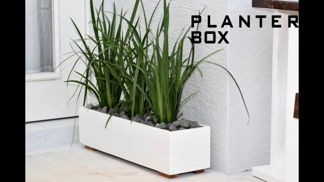 Stylish Contemporary Planter Box Image