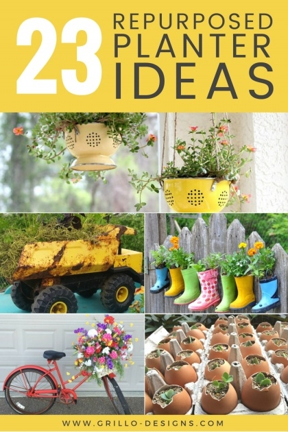 Stylish Diy Planter Ideas Photo