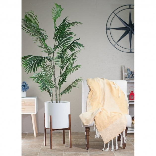 Stylish Mid Century Modern Planter Photo