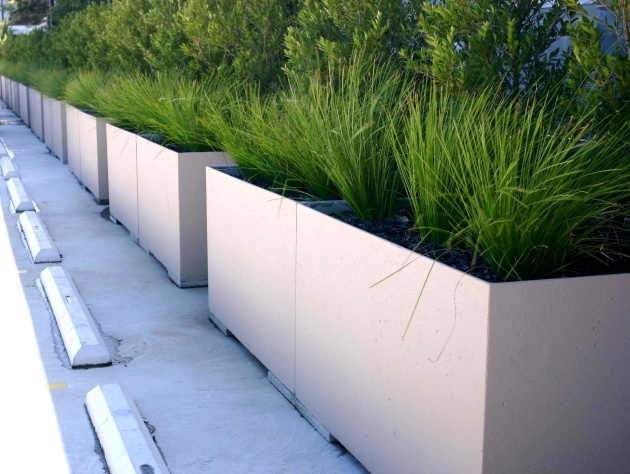 Stylish Planter Boxes Melbourne Photo