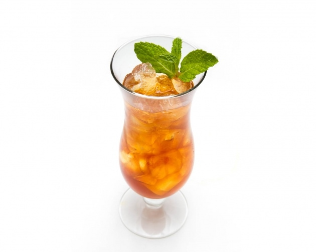 Stylish Planters Punch Cocktail Image