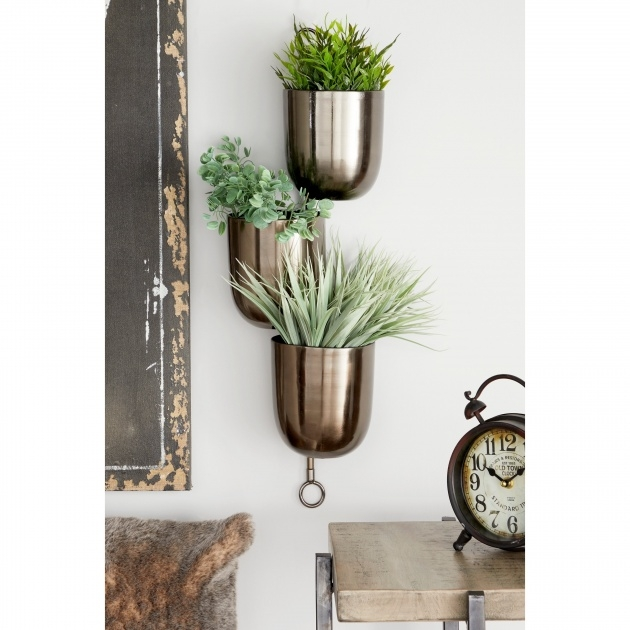 Stylish Wall Planters Indoor Image