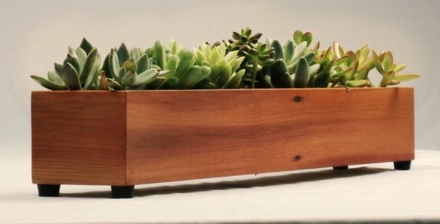 Stylish Window Sill Planter Box Image