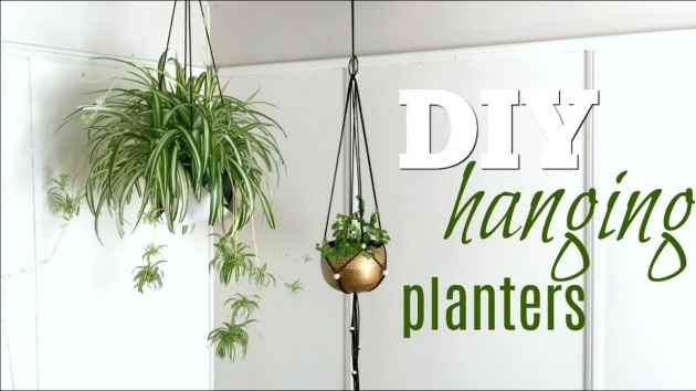 Super Cool Diy Hanging Planter Picture