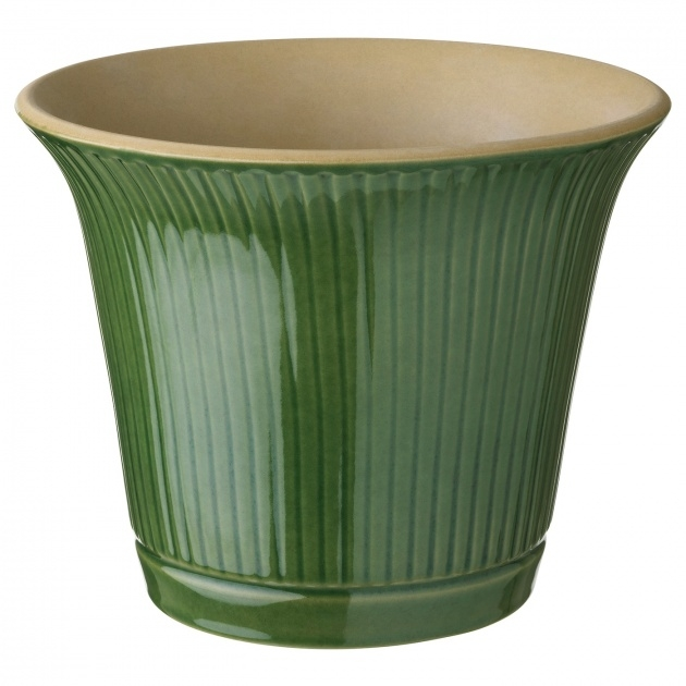 Super Cool Green Plant Pot Image
