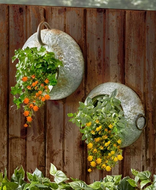 Super Cool Outdoor Wall Planters Photo