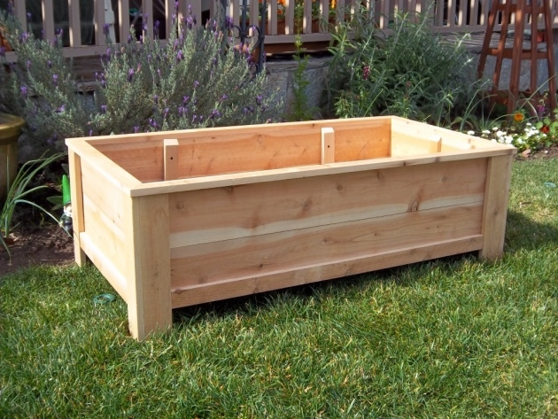 Super Cool Veggie Planter Boxes Picture