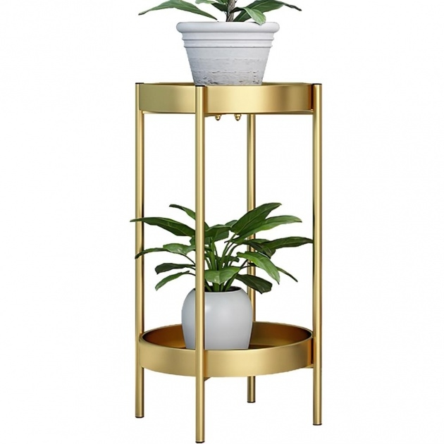 Surprising Corner Plant Stand Picture