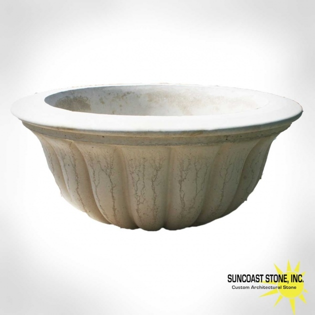 Surprising Large Bowl Planter Picture