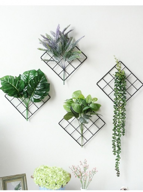 Top Decorative Wall Planters Photo