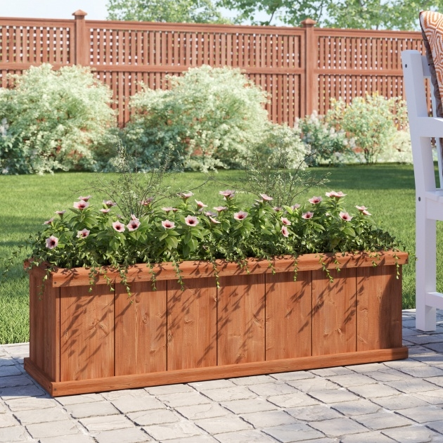 Top Garden Planter Box Picture