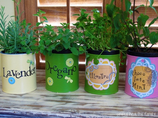 Top Herb Planter Ideas Picture