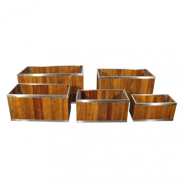 Top Home Depot Planter Box Picture