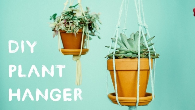 Top How To Make A Plant Hanger Photo
