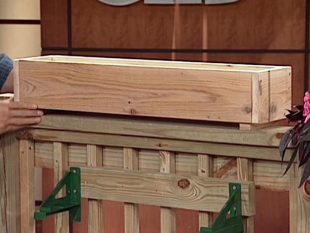 Top Making A Wooden Planter Box Picture