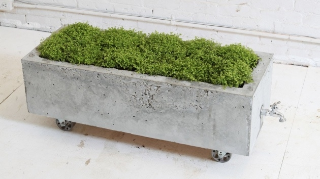 Top Making Concrete Planters Image