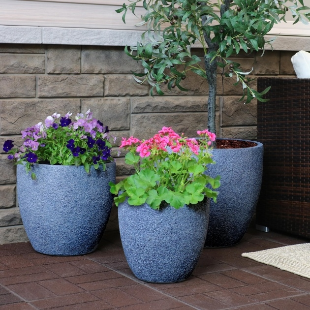 Top Outdoor Planter Image