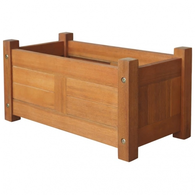 Top Planter Box Size Picture