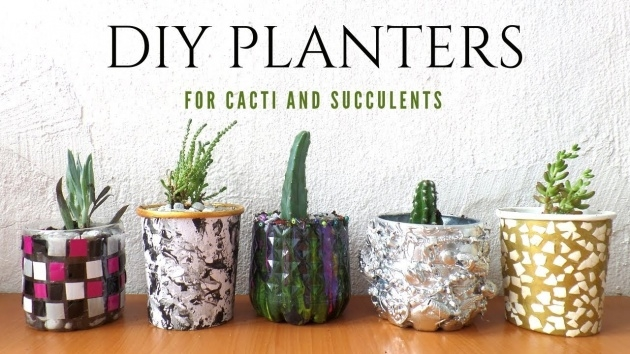 Top Recycled Diy Planters Picture