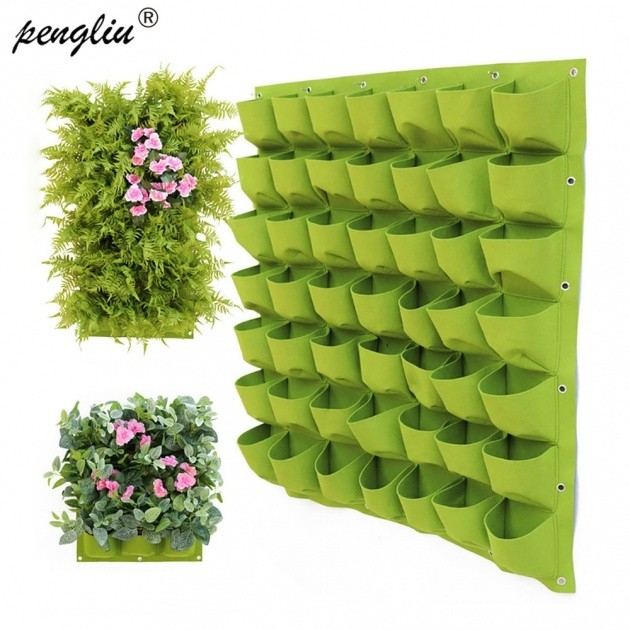 Amazing Hanging Plant Bags Picture
