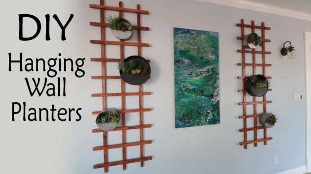 Amazingly Diy Wall Planter Picture