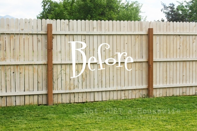 Awesome Fence Flower Planters Image