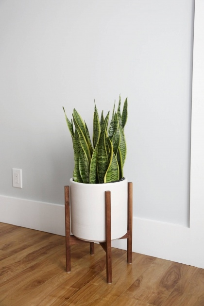 Awesome Mid Century Modern Planter Picture