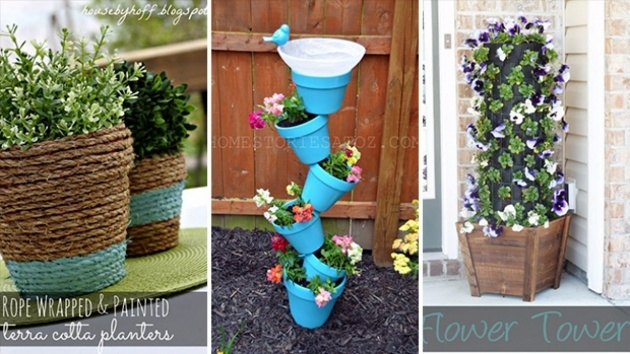 Awesome Patio Planter Ideas Picture