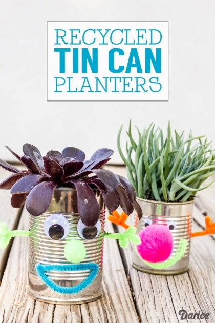 Awesome Recycled Diy Planters Photo