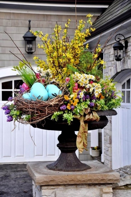 Awesome Spring Planter Ideas Image