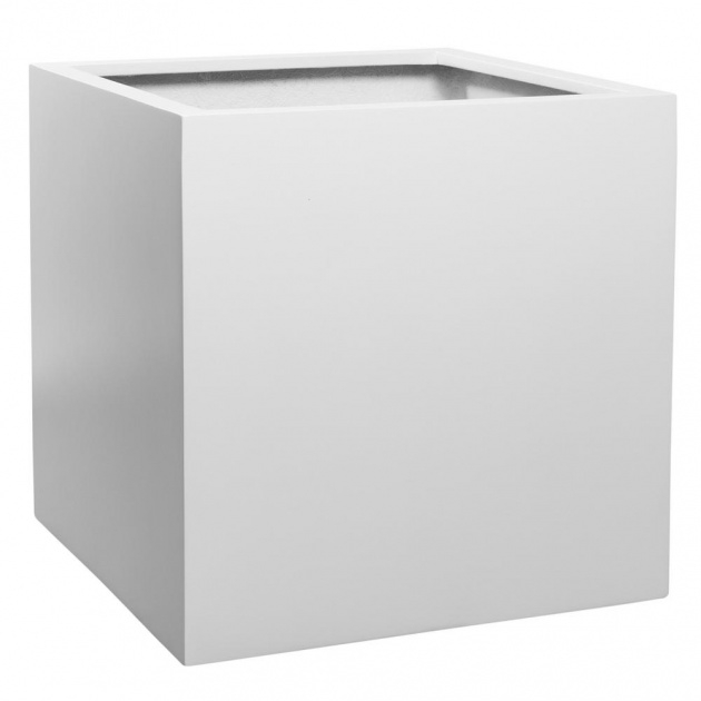 Best Cool Large White Planter Picture