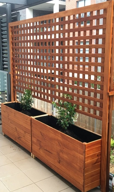 Best Cool Planter Box Ideas Photo