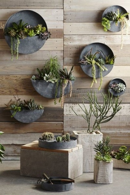 Best Cool Wall Hung Planters Image