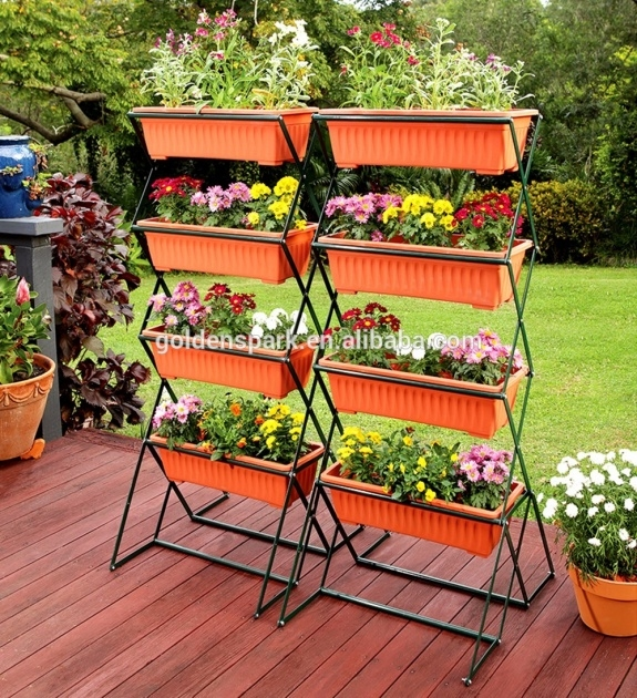 Best Planter Box Stands Outdoor Image