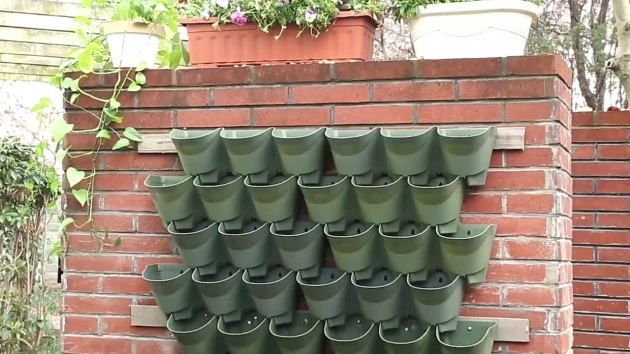 Best Self Watering Vertical Planter Picture