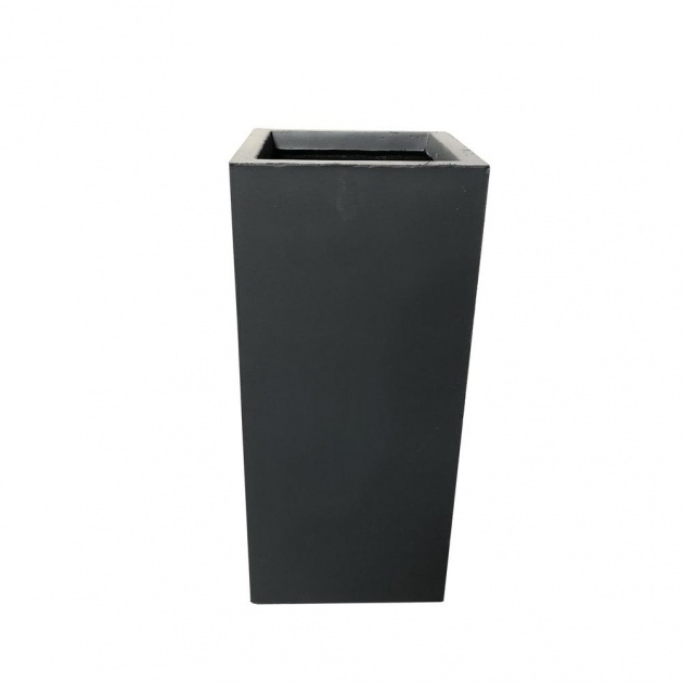 Best Tall Black Outdoor Planters Image