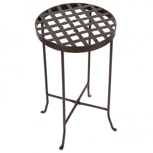 Best Wrought Iron Plant Stands Outdoor Picture