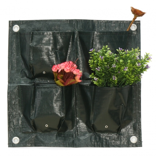 Creative Hanging Plant Bags Picture
